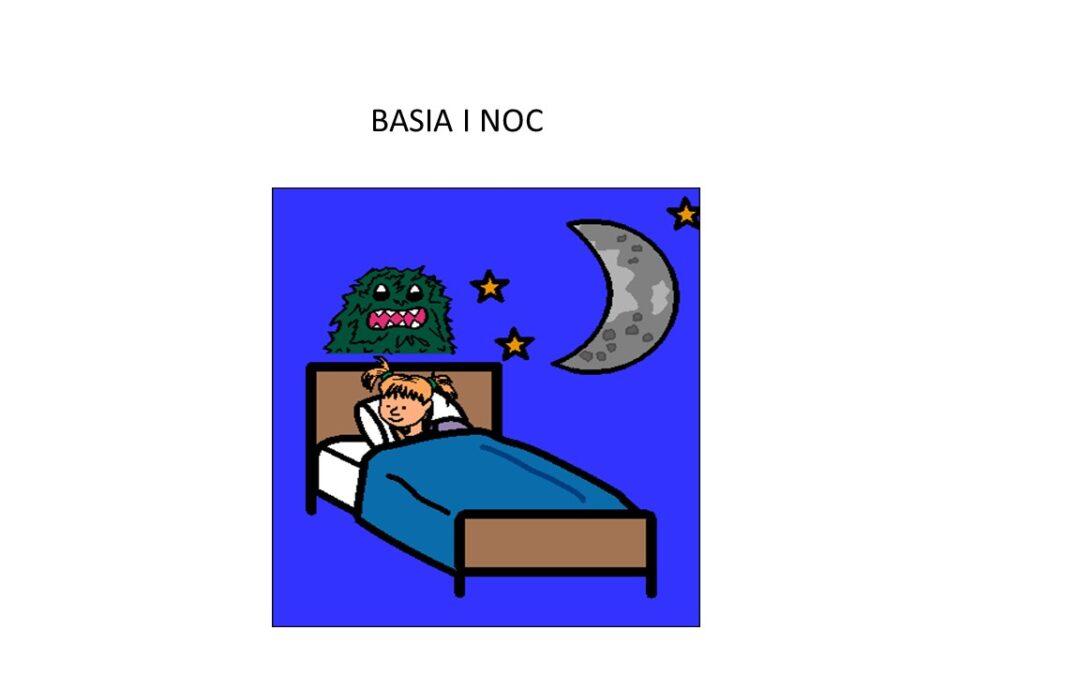 """FASADOWE CZYTANIE: """"BASIA I NOC"""""""